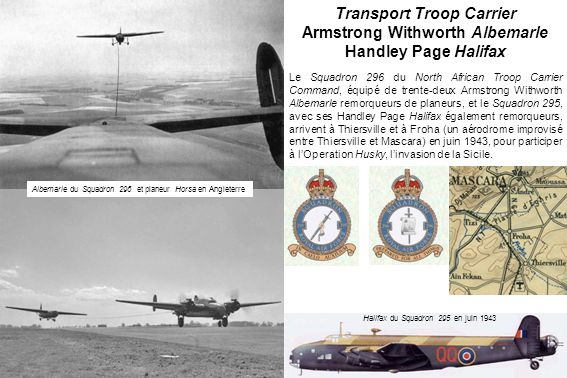 Transport Troop Carrier Armstrong Withworth Albemarle