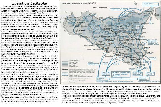 Opération Ladbroke (Elsevier)