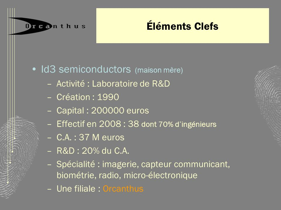 Id3 semiconductors (maison mère)