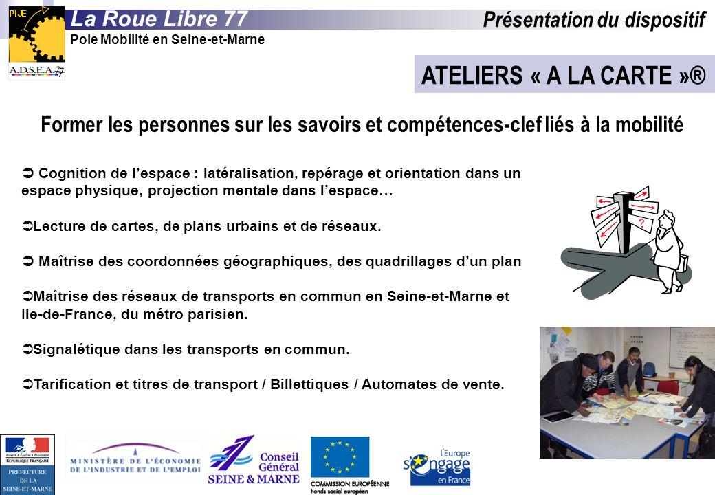 La Roue Libre 77 Pole Mobilité en Seine-et-Marne