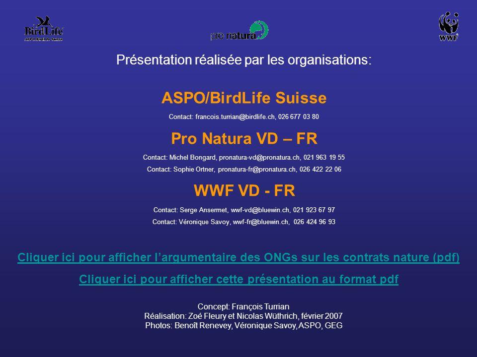 Cliquer ici pour afficher cette présentation au format pdf