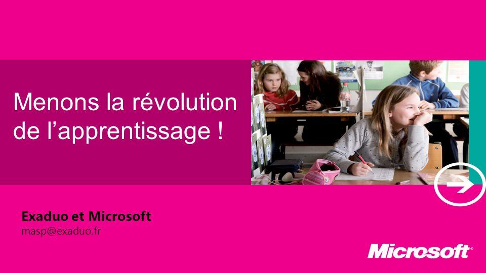 Menons la révolution de l'apprentissage !