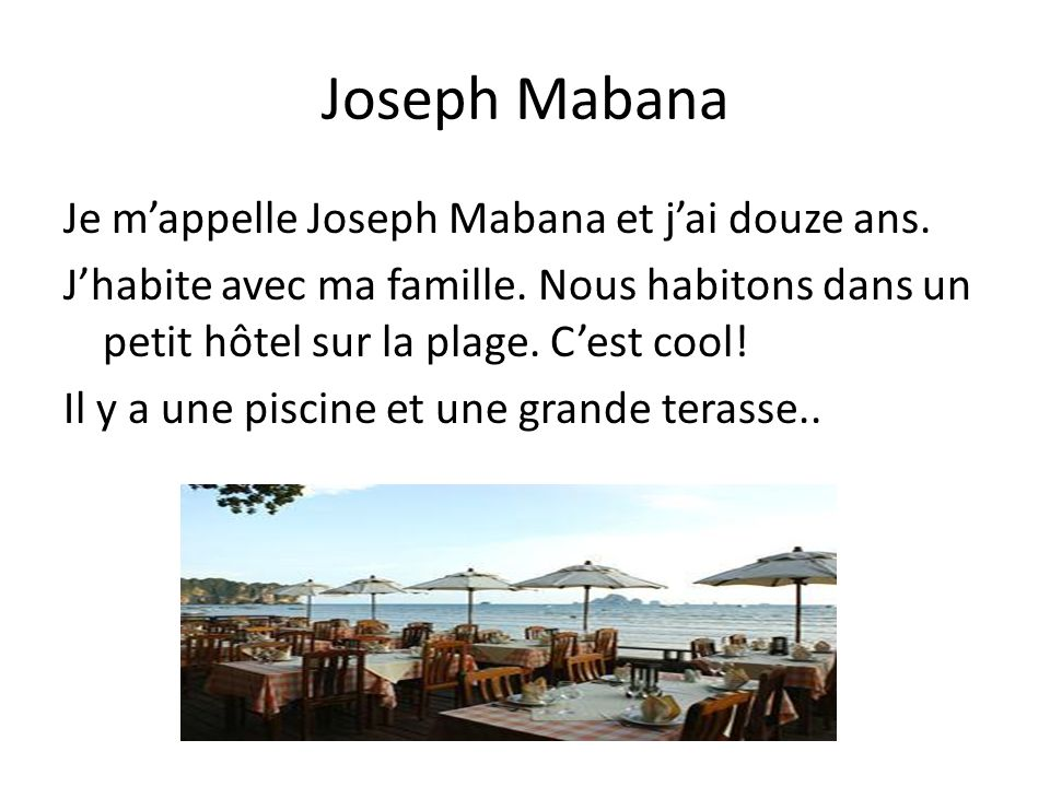 Joseph Mabana