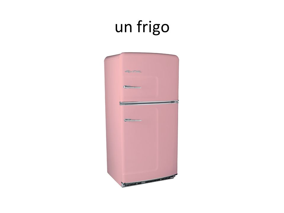 un frigo