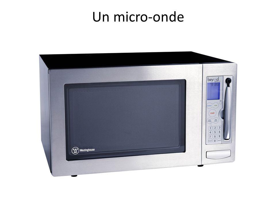 Un micro-onde