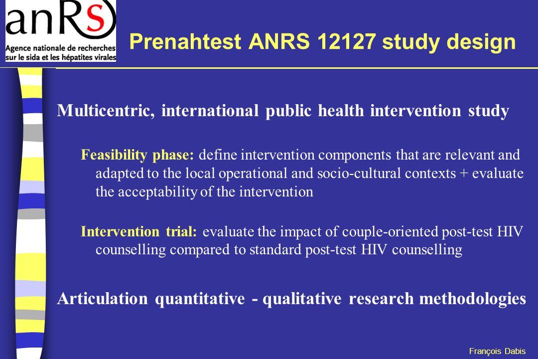 Prenahtest ANRS 12127 study design