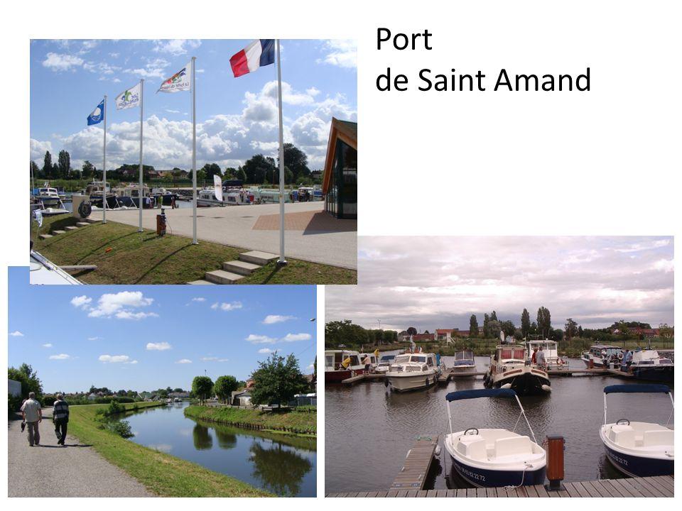 Port de Saint Amand