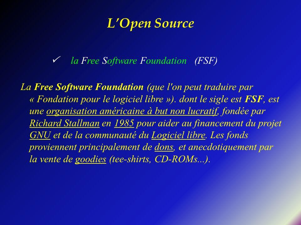 L'Open Source