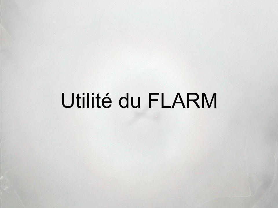 Utilité du FLARM