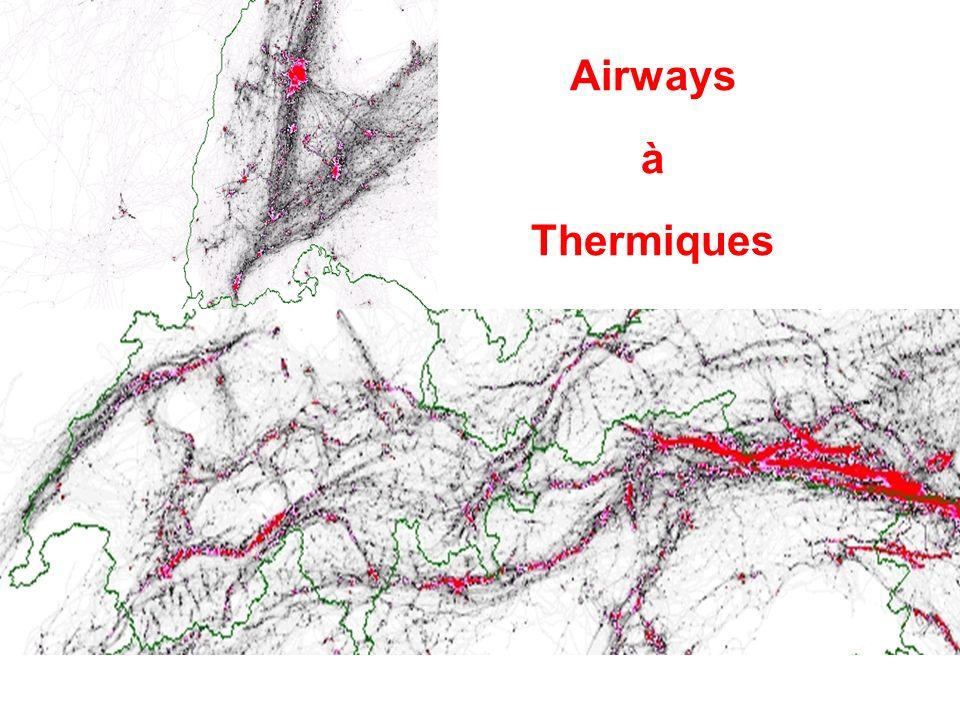 Airways à Thermiques