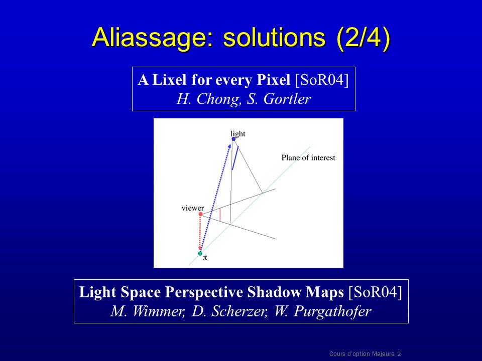 Aliassage: solutions (2/4)