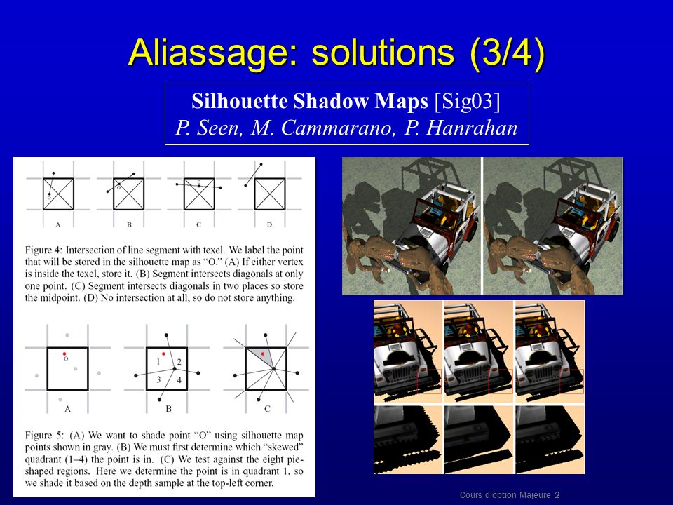 Aliassage: solutions (3/4)