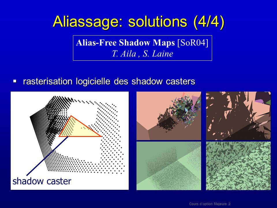 Aliassage: solutions (4/4)