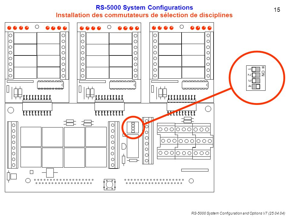 RS-5000 System Configurations