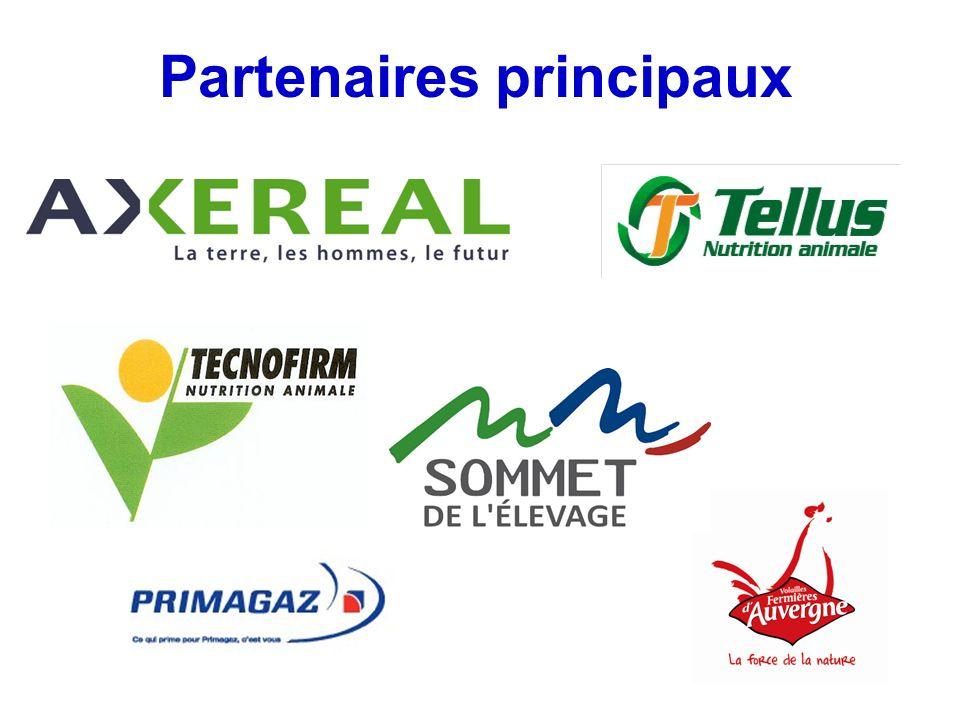 Partenaires principaux