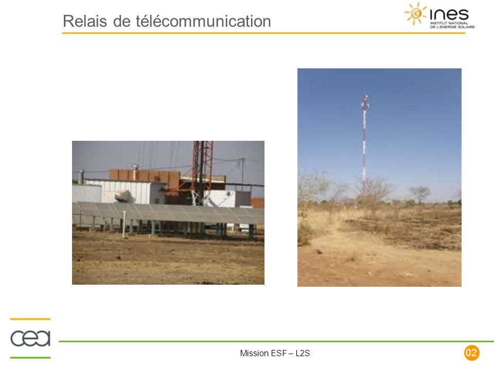 Relais de télécommunication