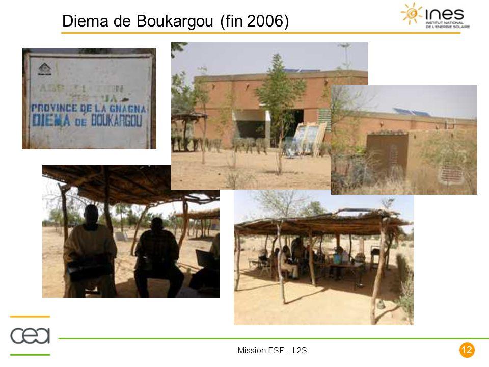 Diema de Boukargou (fin 2006)