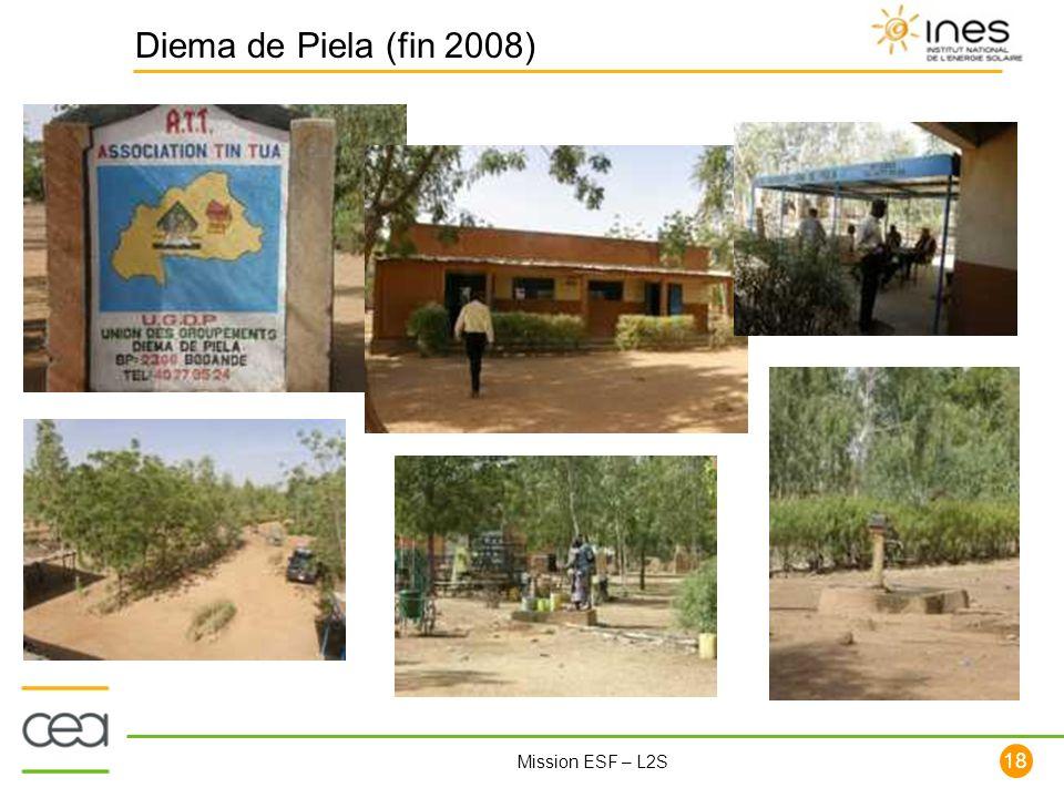 Diema de Piela (fin 2008)