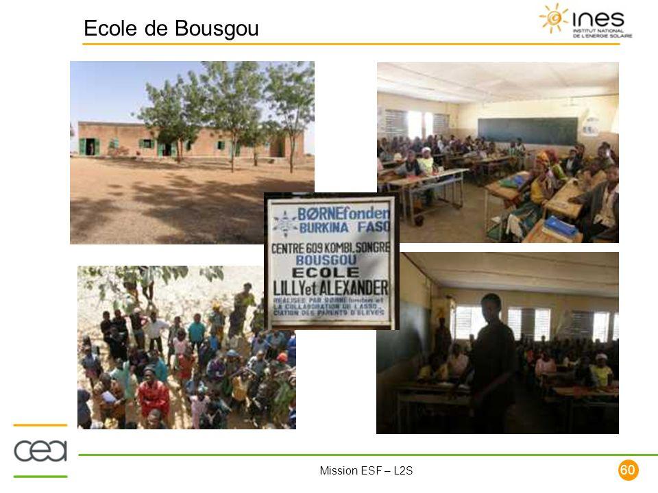 Ecole de Bousgou