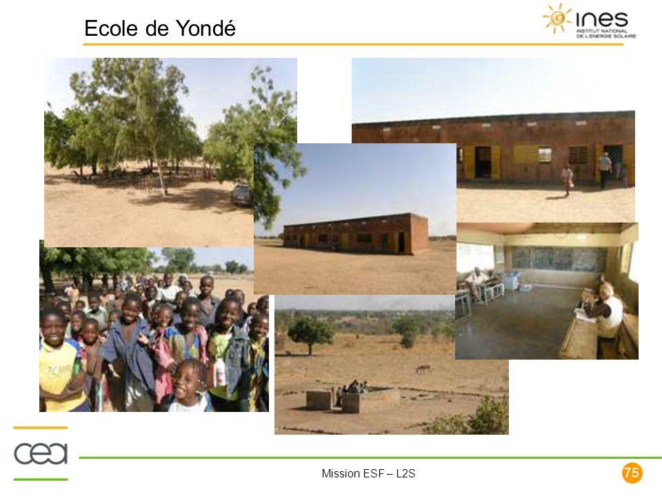 Ecole de Yondé