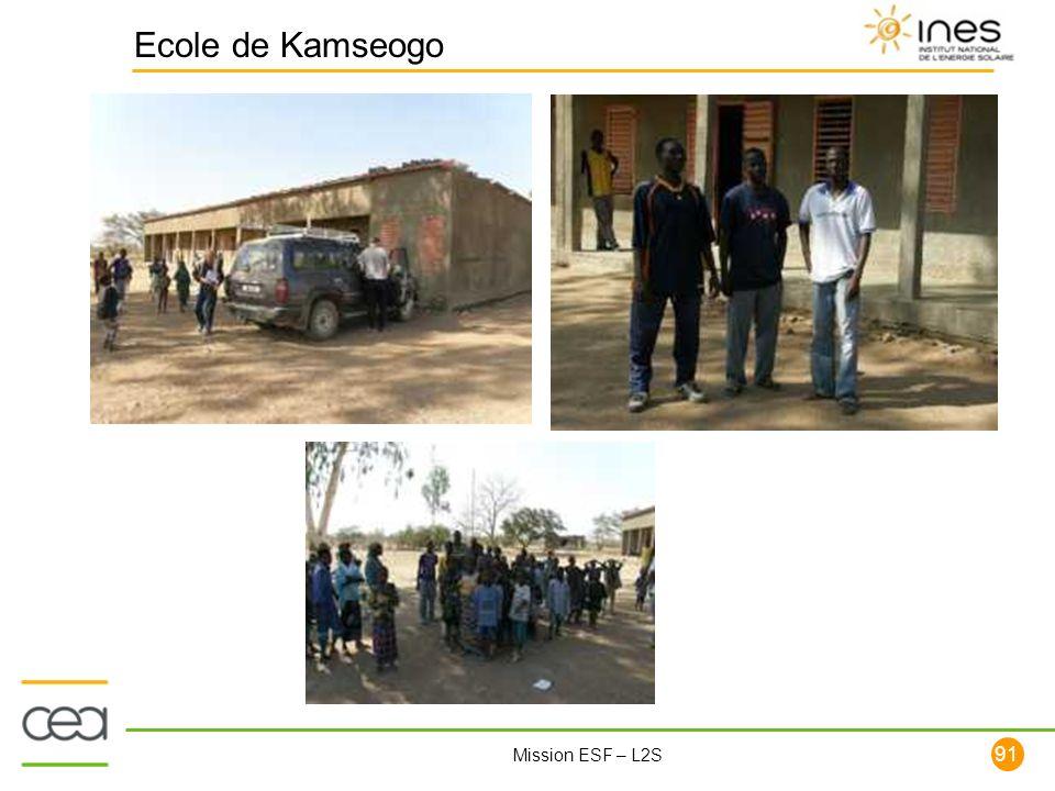 Ecole de Kamseogo