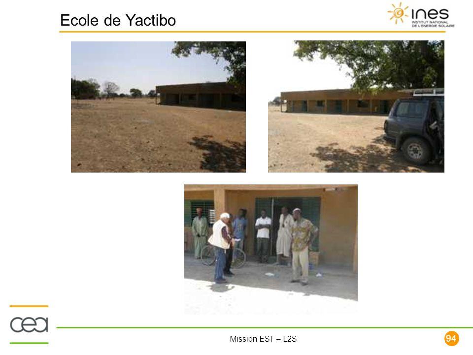 Ecole de Yactibo