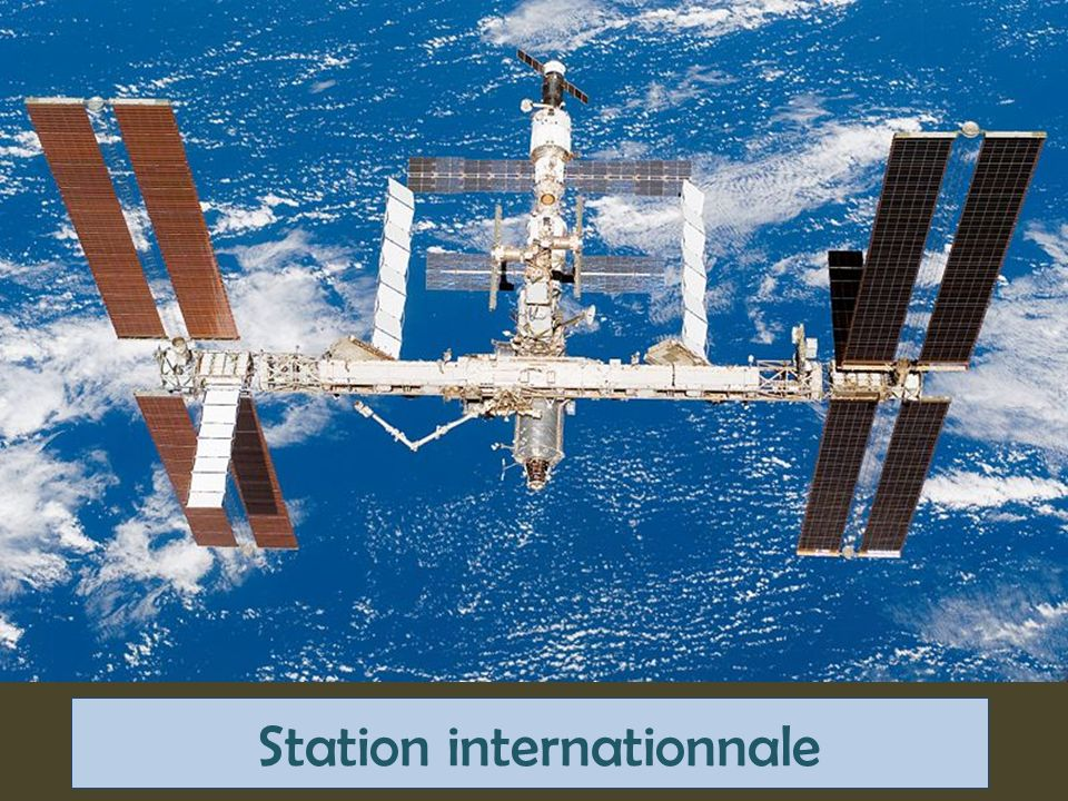 Station internationnale