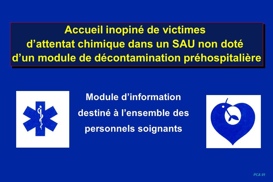 Module d'information destiné à l'ensemble des personnels soignants