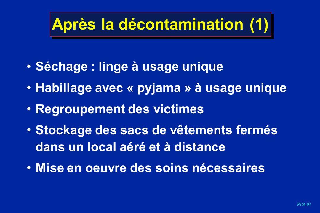 Après la décontamination (1)