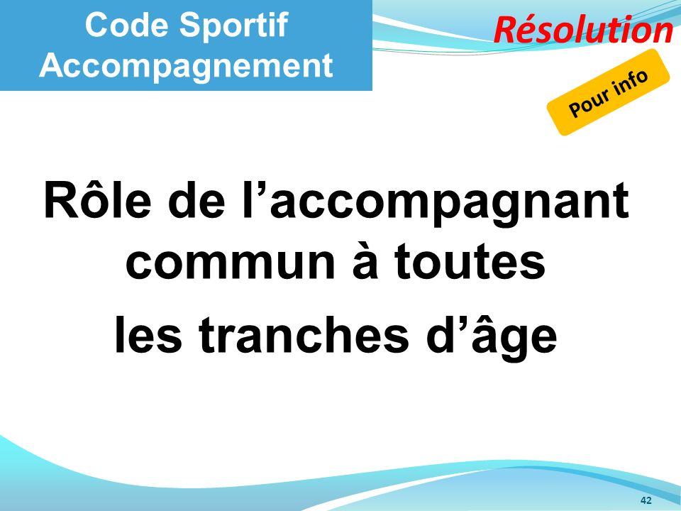 Code Sportif Accompagnement