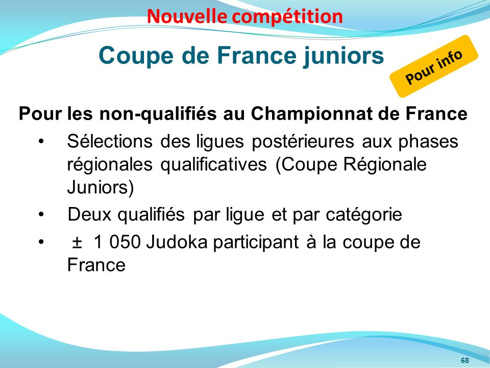 Coupe de France juniors