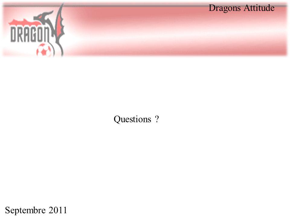 Dragons Attitude Questions Septembre 2011