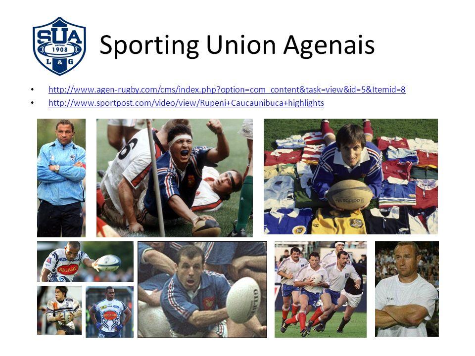Sporting Union Agenais