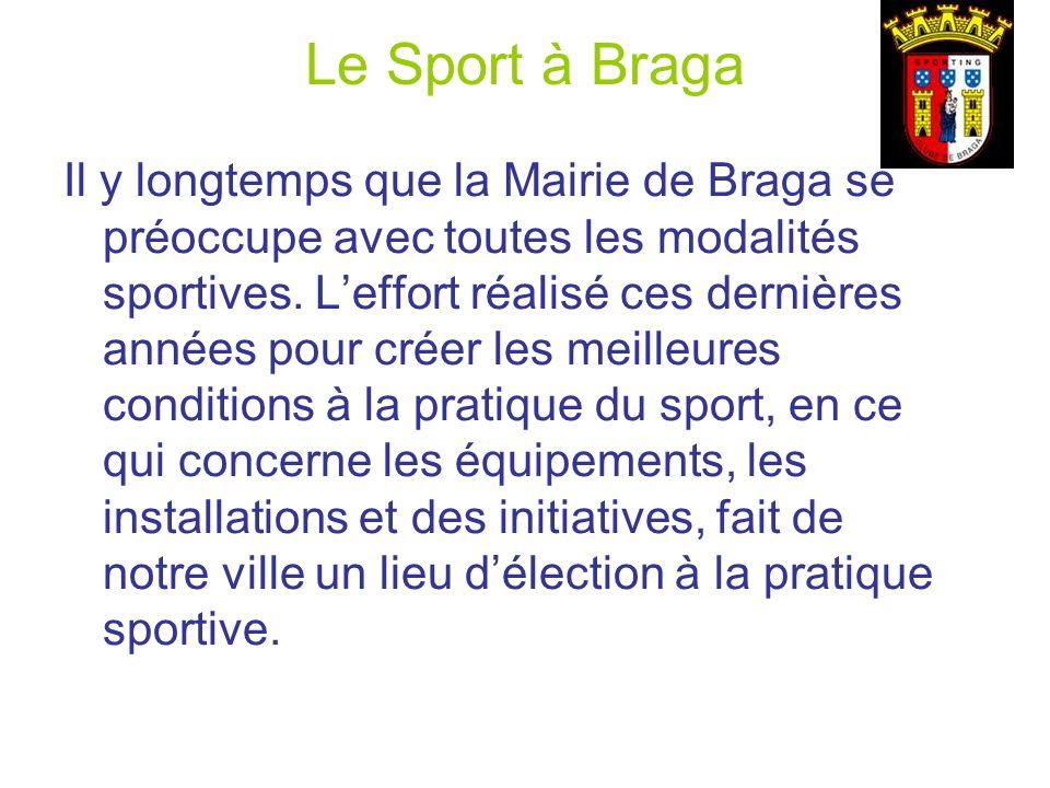 Le Sport à Braga