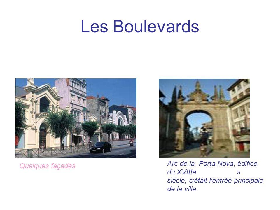 Les Boulevards