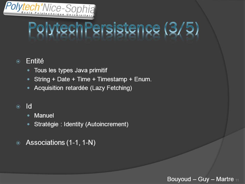 PolytechPersistence (3/5)