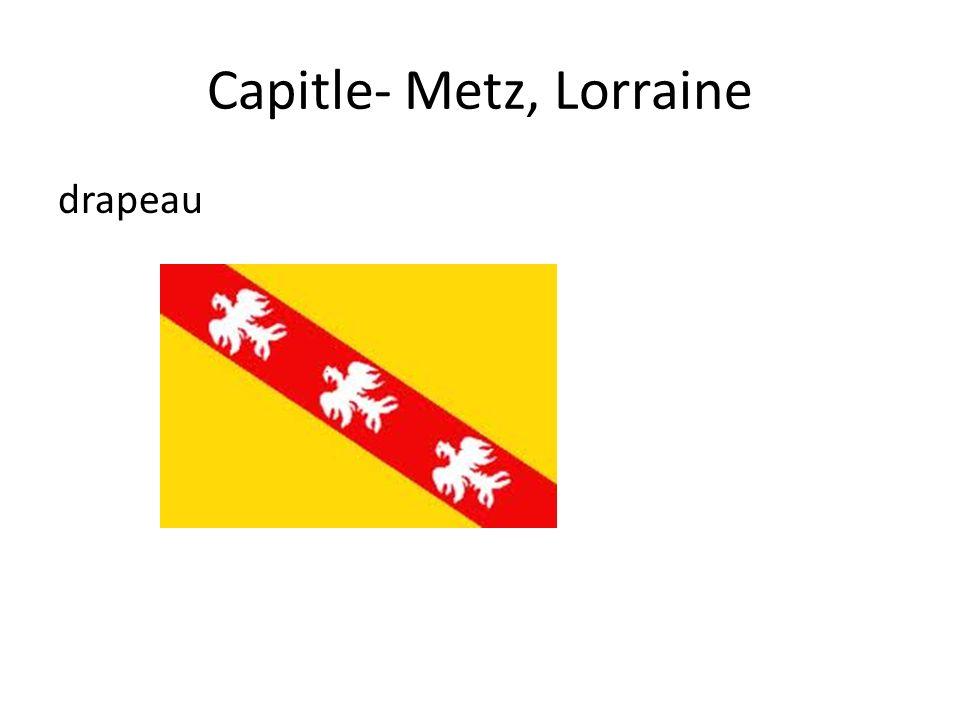 Capitle- Metz, Lorraine