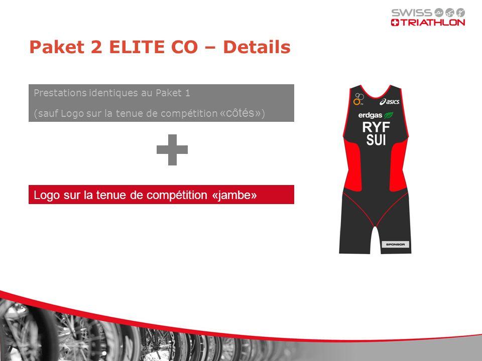 Paket 2 ELITE CO – Details