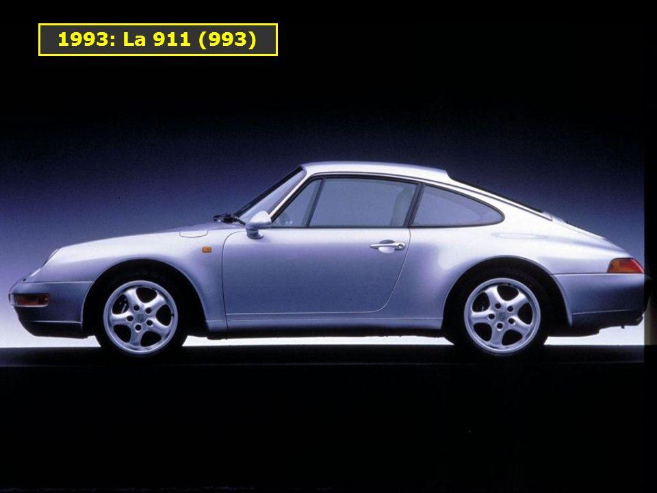 1993: La 911 (993)