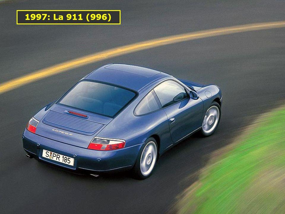 1997: La 911 (996)