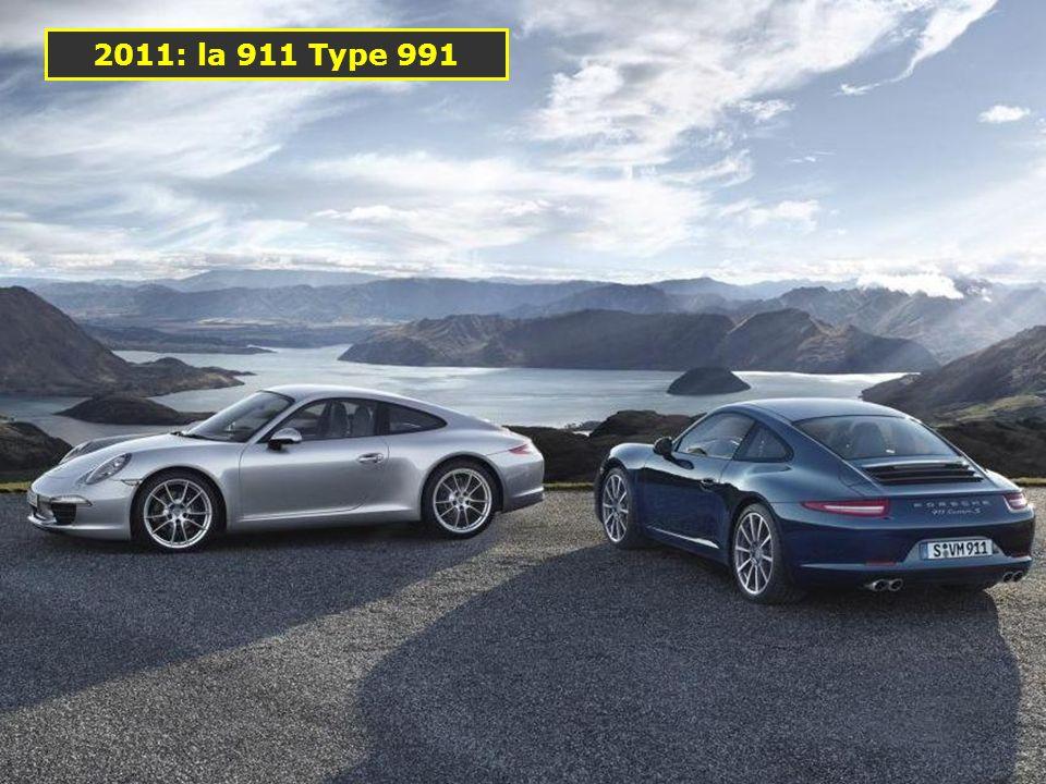 2011: la 911 Type 991
