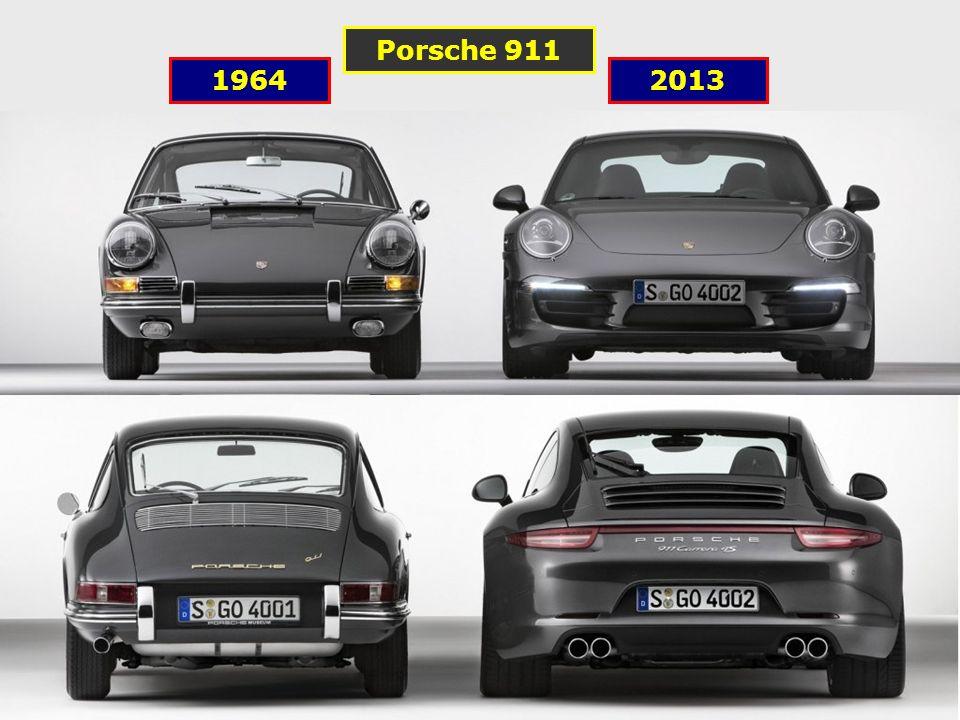 Porsche 911 1964 2013