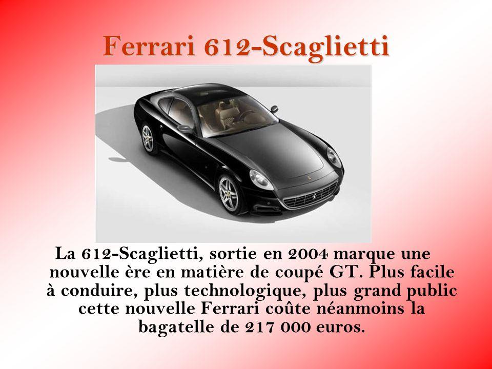 Ferrari 612-Scaglietti