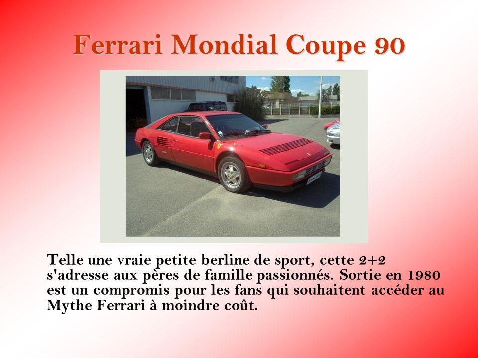 Ferrari Mondial Coupe 90