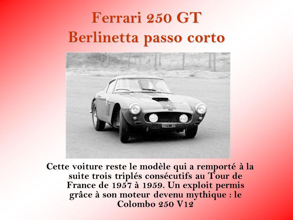 Ferrari 250 GT Berlinetta passo corto