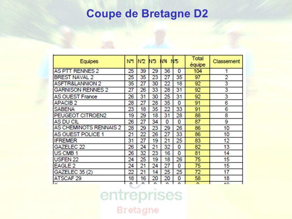 Coupe de Bretagne D2
