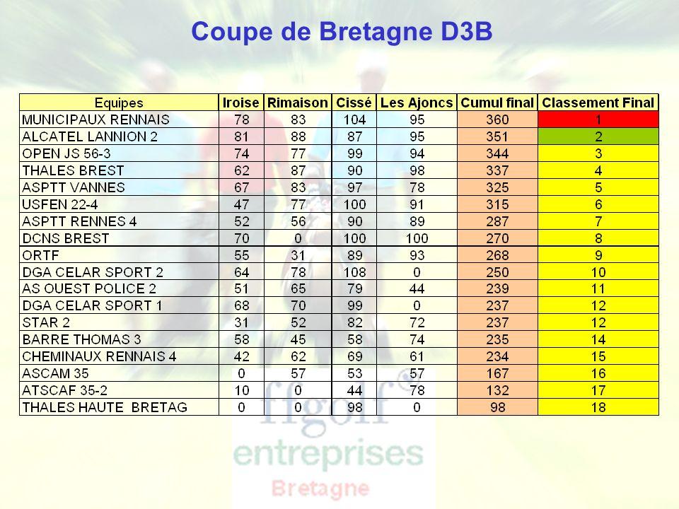 Coupe de Bretagne D3B