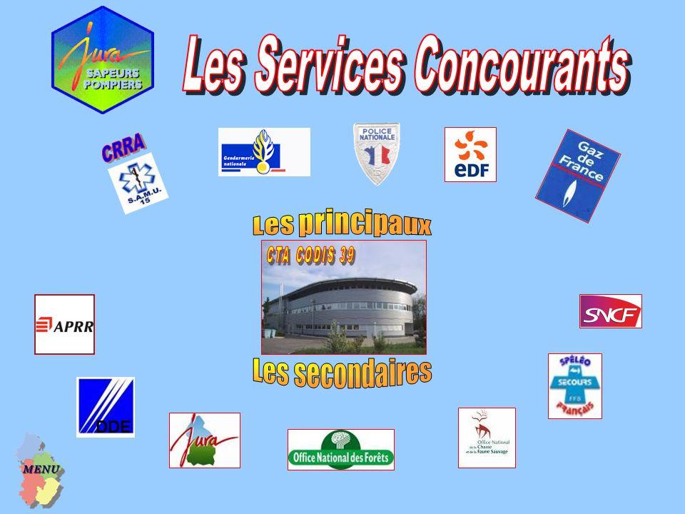Les Services Concourants