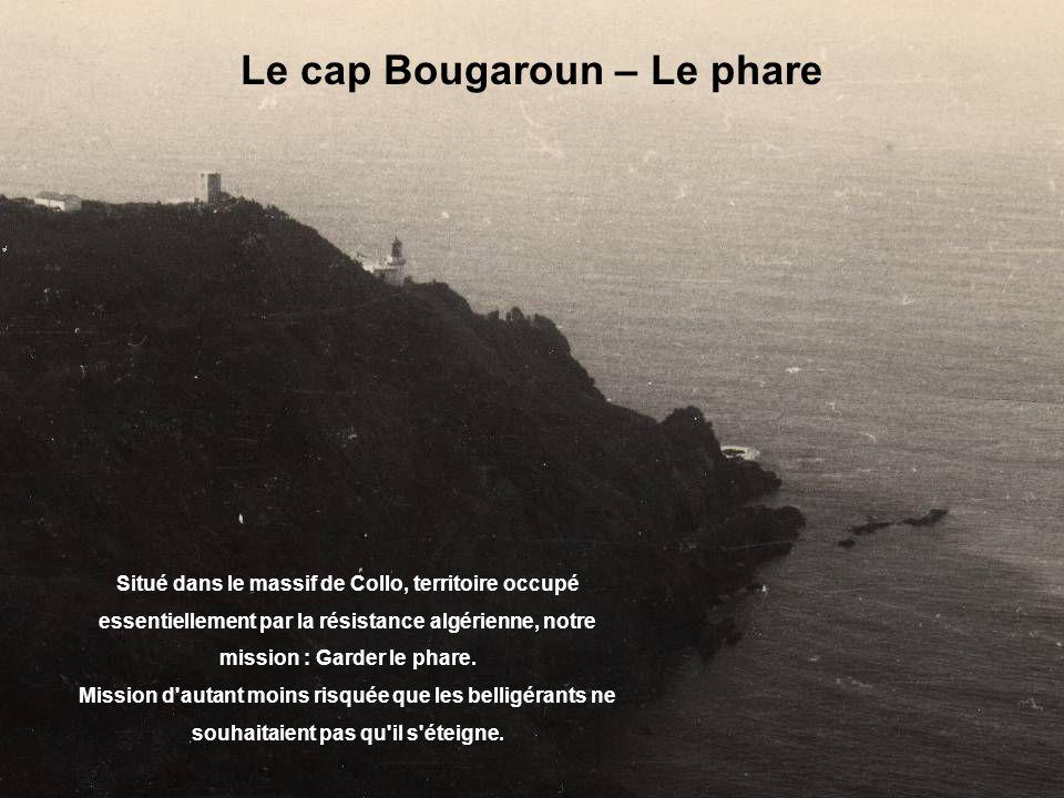 Le cap Bougaroun – Le phare