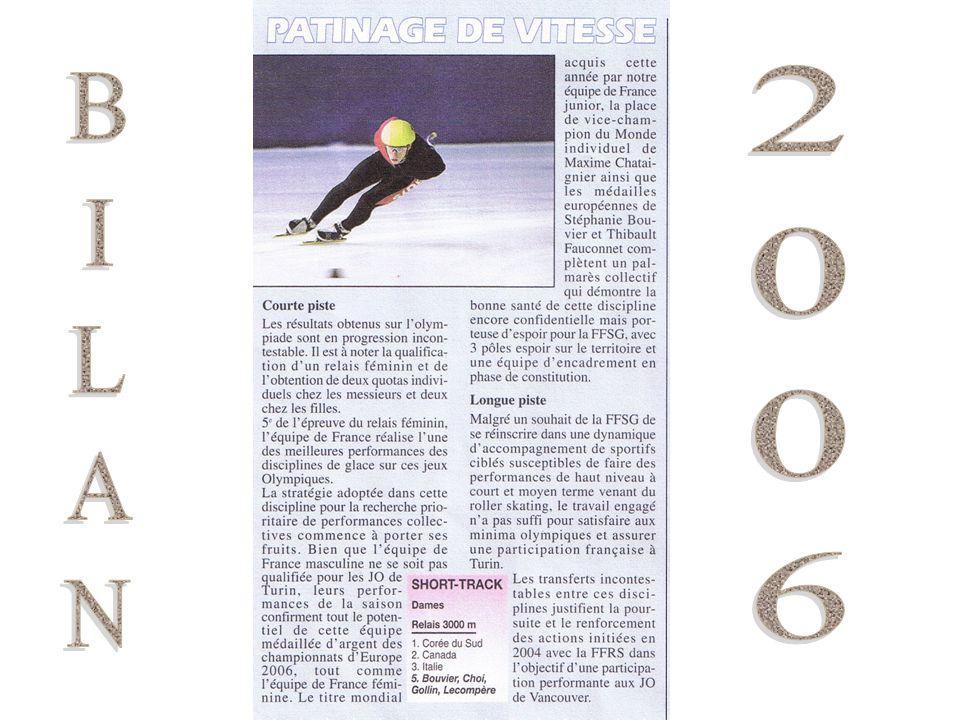 2006 BILAN
